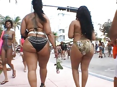 Big Butt Whores At South Beach