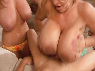 Hot Huge-Titted Cougar..