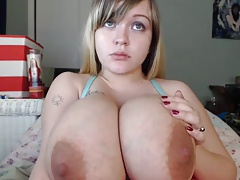 Huge Breasts Emo Girl 5