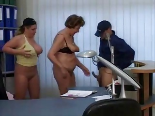 Granny plus Milf Secretaries..