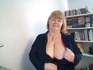Chubby Breasted Mature..