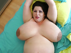 largest breasts ever on a 9..