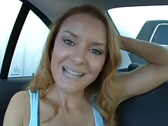 Outstanding Redhead  Fucked..